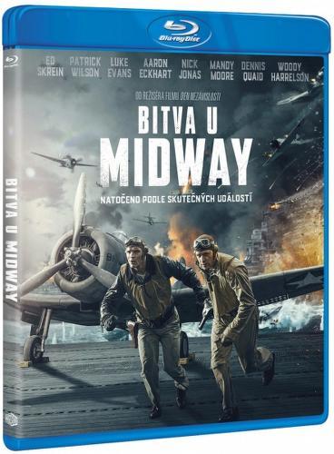 Bitva u Midway BD film