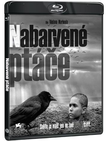 Nabarvené ptáče - Blu-ray film