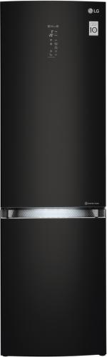 LG GBB940BMQZ, černá kombinovaná chladnička