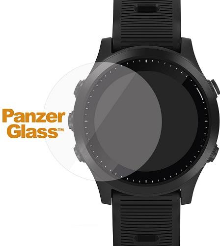 PanzerGlass Flat tvrzené sklo pro SmartWatch 35 mm, Garmin Forerunner 245/Music/45, transparentní