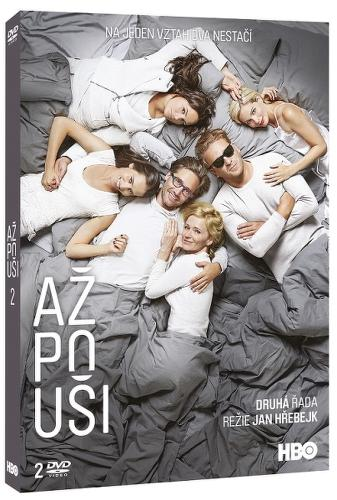 Až po uši (2. Série) DVD