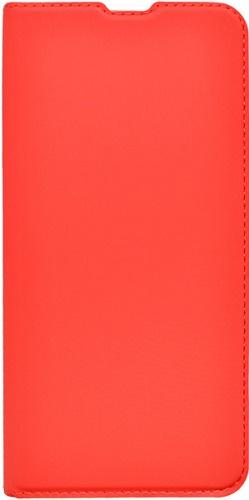 Mobilnet Metacase flipové pouzdro pro Xiaomi Mi A3, červená