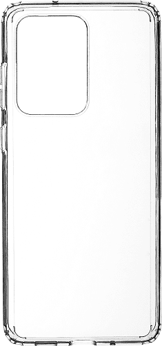 Winner Comfort plastové pouzdro pro Samsung Galaxy S20 Ultra 5G, transparentní