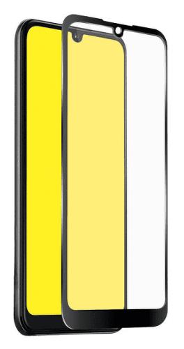 SBS Full Cover tvrzené sklo pro Motorola Moto E6 Plus, černá