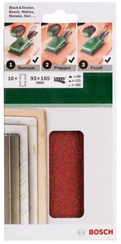 Bosch Sandpaper 10