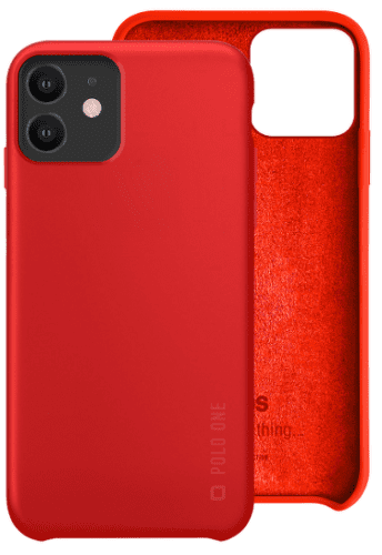 SBS Polo One pouzdro pro Apple iPhone 11, červená