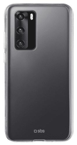 SBS Skinny pouzdro pro Huawei P40, transparentní