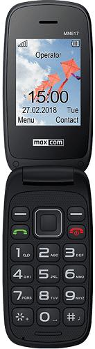 Maxcom Comfort MM 817 černý