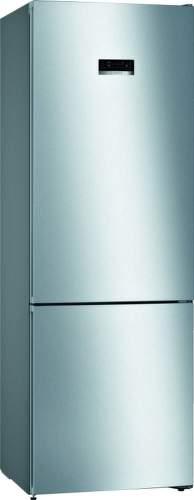 BOSCH KGN49XLEA, nerezová kombinovaná chladnička