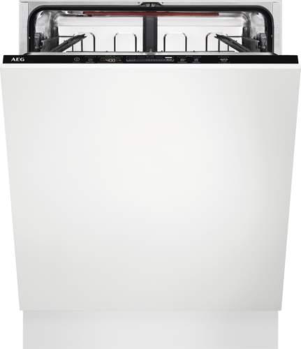 AEG Mastery FSB52637P, Vstavaná umývačka riadu
