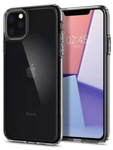 Spigen SGP Ultra Hybrid pouzdro pro Apple iPhone 11 Pro Max, transparentní