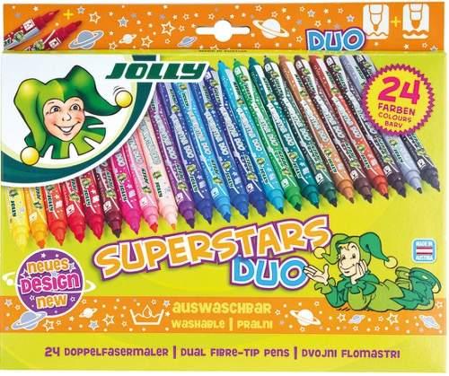 JOLLY SUPERSTARS DUO 24