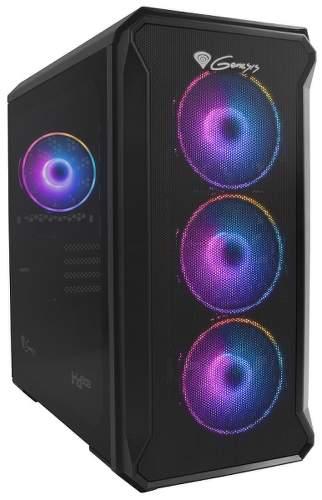 Genesis Irid 503 ARGB černá