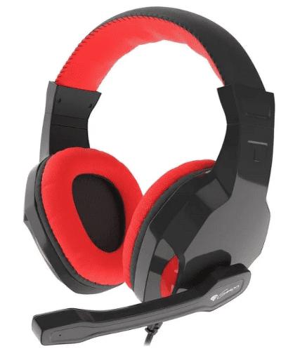 Genesis Argon 110 černo-červený