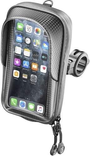 """CellularLine Interphone Master pouzdro s držákem do 5,8"""", černá"""
