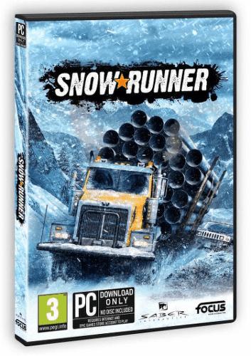 SnowRunner - PC hra