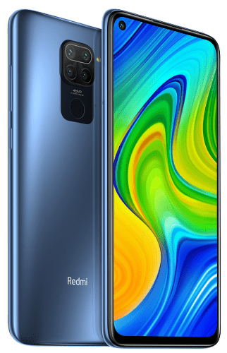 Xiaomi Redmi Note 9 64 GB šedý