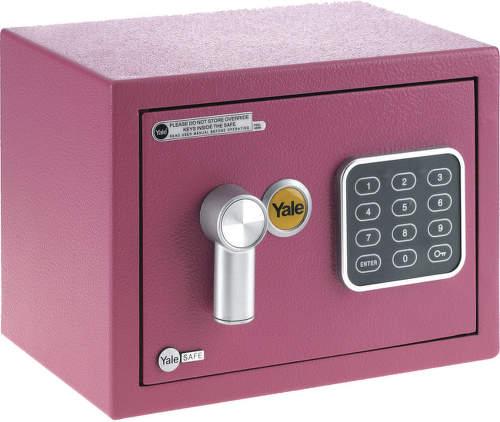 Yale YSV/170/DB1 pink