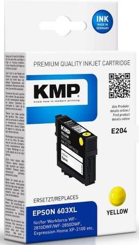 KMP E204 (Epson 603XL) Yellow