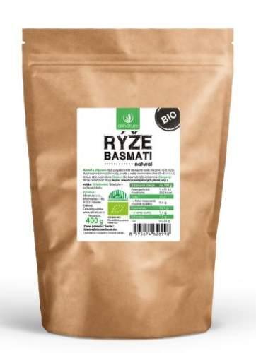 Allnature Basmati ryža natural BIO .0
