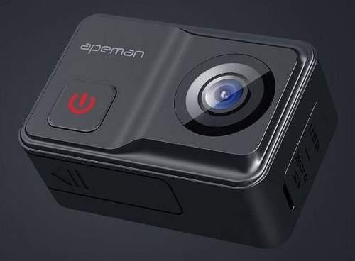 Apeman A85 4K čierna akčná kamera 1