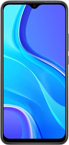 Xiaomi Redmi 9 64 GB šedý