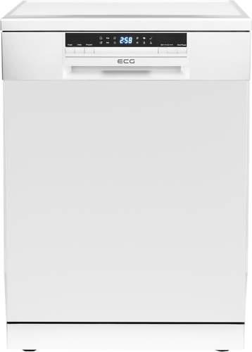 ECG EDF 6056 QWA++, bílá myčka nádobí