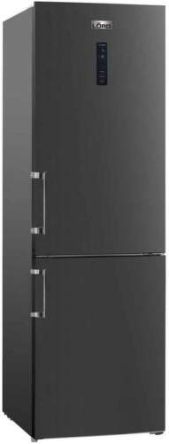LORD C5, tmavě šedá kombinovaná chladnička