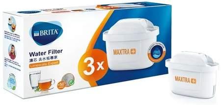 Brita Maxtra Plus Hardwater Expert Pack 3 náhradní filtr (3ks)