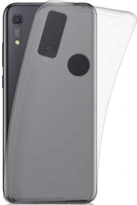 Fonex TPU pouzdro pro Huawei Y6s, transparentní