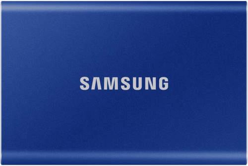 Samsung T7 1TB USB 3.2 modrý