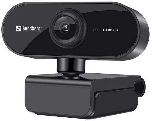 Sandberg USB Webcam Flex 1080P HD