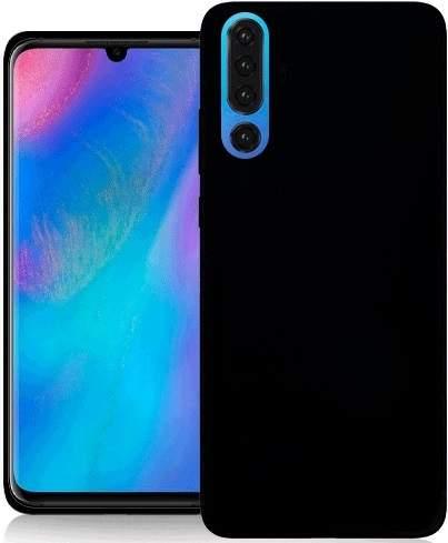 Fonex TPU pouzdro pro Huawei P30, černá