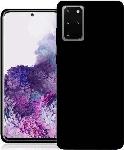 Fonex TPU pouzdro pro Samsung Galaxy S20+, černá