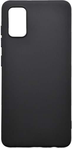 Mobilnet gumové pouzdro pro Samsung Galaxy A41, černá