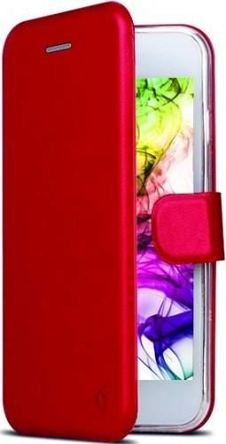 Aligator Magnetto flipové pouzdro pro Huawei Y6p, červená