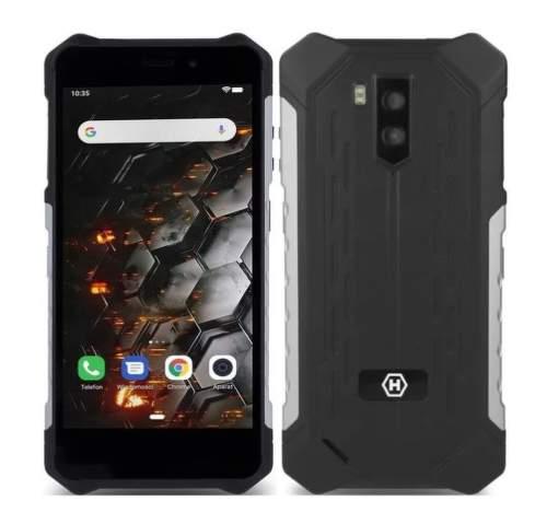 MyPhone Hammer Iron 3 strieborný