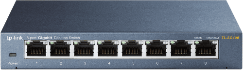 TP-LINK TL-SG108 8-port Gigabit