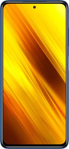 Xiaomi Poco X3 NFC 128 GB modrá