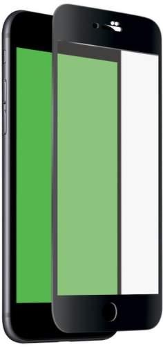 SBS 4D tvrzené sklo pro Apple iPhone 8/7/6S/6 Plus s aplikátorem, černá