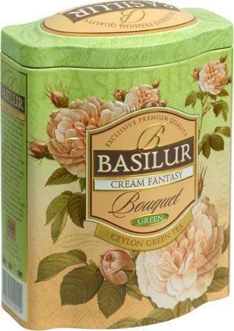 Basilur Green Cream Fantasy