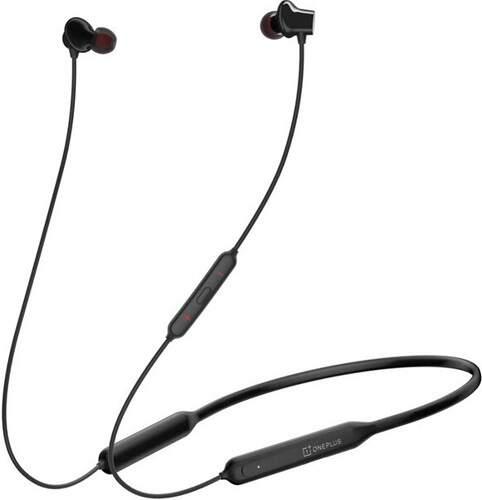 OnePlus Bullets Wireless Z černá