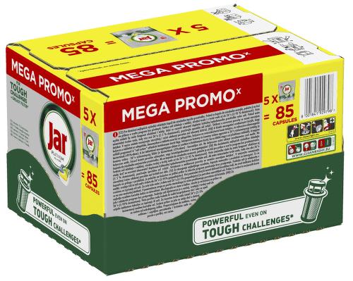 Jar MegaBox Platinum Yellow 85 ks tablet do myčky