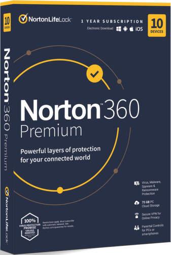 Norton 360 Premium