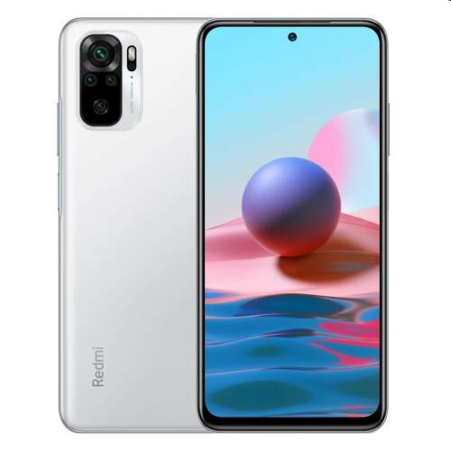 Xiaomi Redmi Note 10 128 GB biely