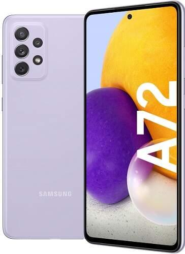Samsung Galaxy A72 128 GB fialový