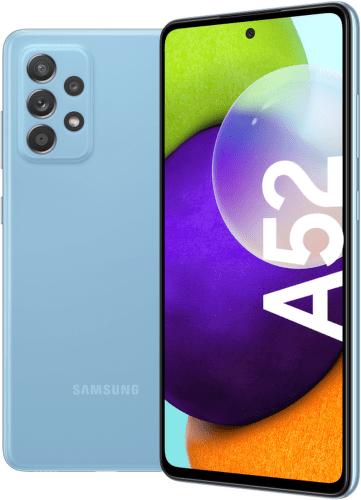 Samsung Galaxy A52 256 GB modrý