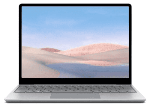 Microsoft Surface Laptop Go (THJ-00046) stříbrný