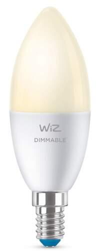 WiZ Dimmable 4,8W (40W) E14 C37