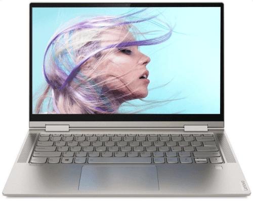 Lenovo Yoga C740-14IML (81TC001ECK) zlatý